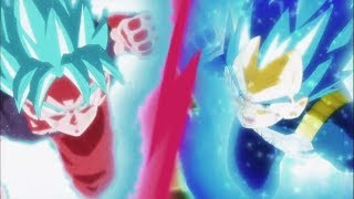 Goku and Vegeta Beating Jiren [Dragon Ball Super HD]