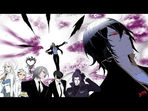 Top 50 Strongest Noblesse Characters 2017