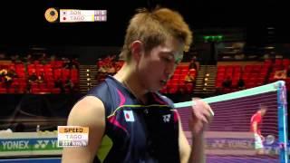 yonex all england badminton championships 2014 ms qf