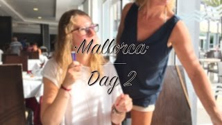 Travel Diary •Mallorca• - Dag 2