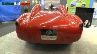 Rétromobile 2011 : Alfa Romeo 6C 3000 CM