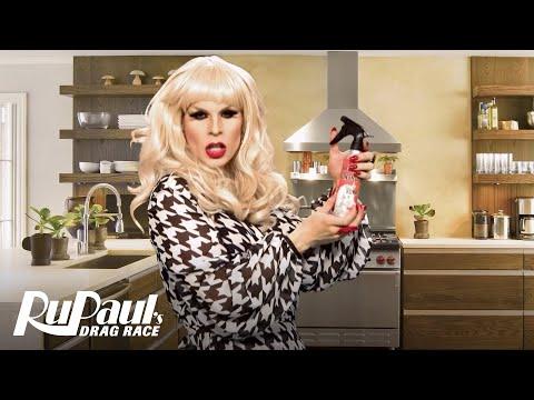 Drag Influenced Commercials: Acting Challenge | RuVault