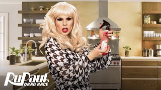 Drag Influenced Commercials: Acting Challenge | RuVault