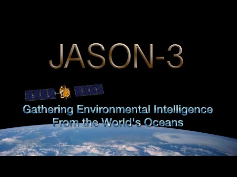Expanded Version-Jason 3-Continuing Decades of Ocean Surface Measurements