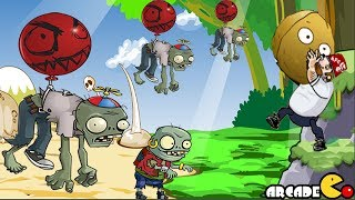 Plants vs Zombies: Crazy Dave Vs Zombies