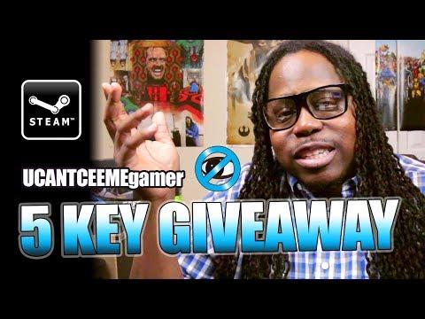 5 Steam Key Giveaway   FREE Steam KEYS   WIN Steam KEYS   Steam Key Contest    June 2017