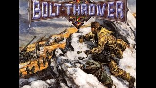 Watch Bolt Thrower Mercenary video