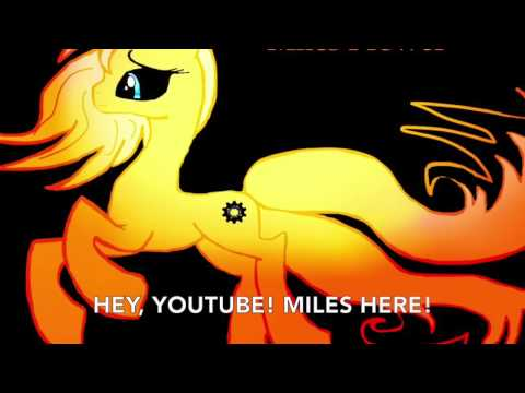 Welcome back Miles (MLP Style promomoter)