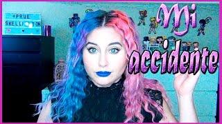 Mi accidente ¿porque desapareci de youtube?