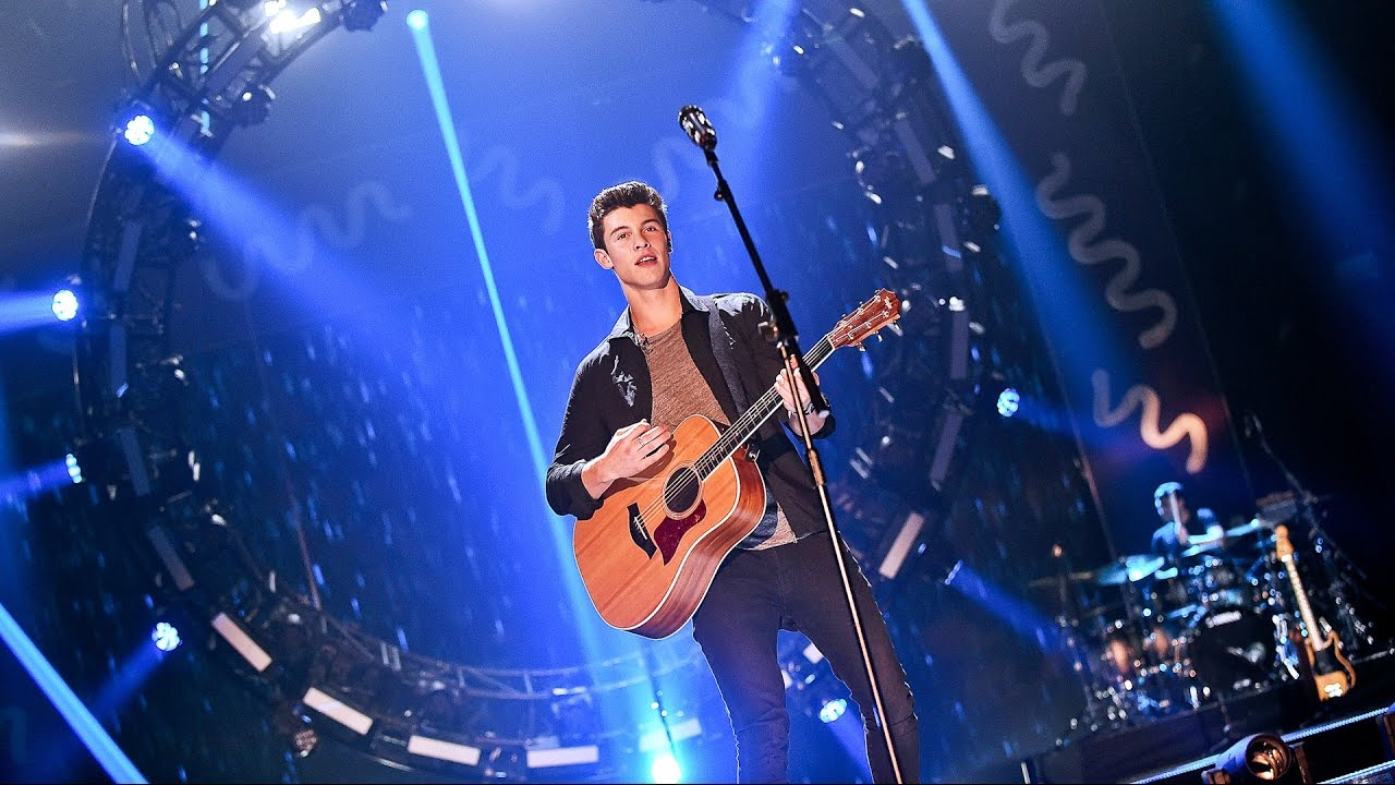 shawn mendes - mercy (radio 1's teen awards 2016) - youtube