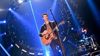 Shawn Mendes Mercy Radio 1's Teen Awards 2016