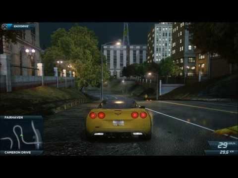 Смотреть прохождение игры [Первый взгляд] Серия 2 - Need for Speed: Most Wanted.