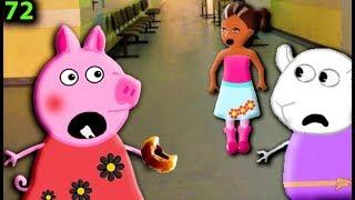 У Свинки Пеппы  БОЛИТ ЗУБ Мультфильмы для детей 72 свинка пеппа