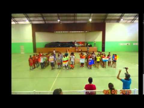 Escola Eloy Miranda na copa