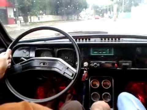 ANDANDO DE FORD CORCEL 1 GT 1976