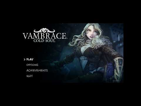 Vambrace: Cold Soul - Gaming Session [1440p60] |