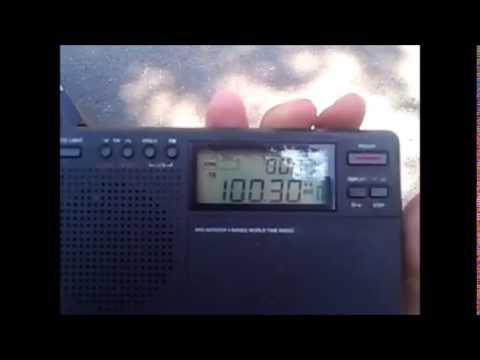 FM DX tropo receptios radios from Italy Libya in Arta 12/8/2014