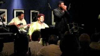Kim Massie at Jazz at the Bistro w/ Gene Dobbs Bradford