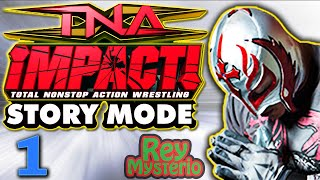 TNA IMPACT! Walkthrough Part 1 - The Mystery Has Started