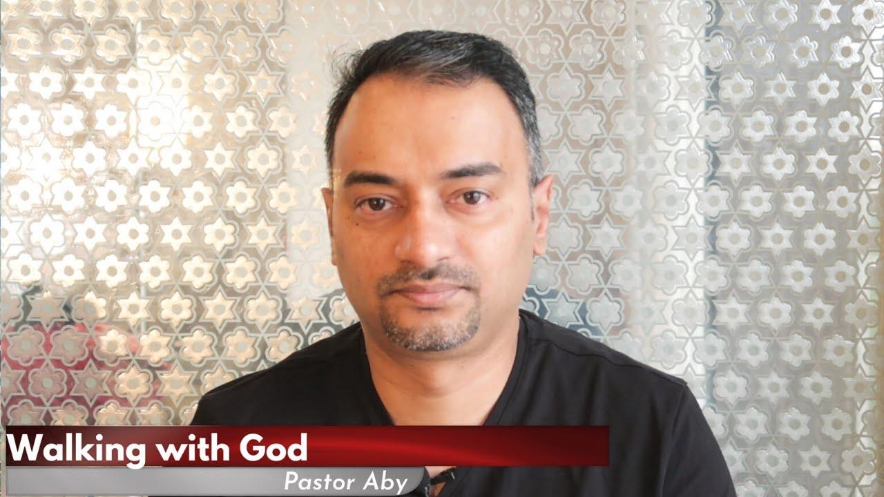 Walking with God | LightHouse Worship Center