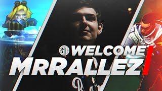 Welcome MrRallez!