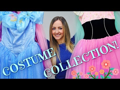 Ballet & Fairytale Costume Collection! Pt. 1 🌸
