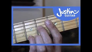 Dominant Jazz Chord Extensions - How to Play Jazz Guitar Lesson [JA-023]