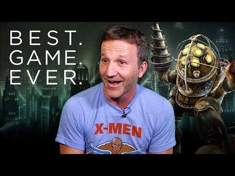 GTA, Red Dead Redemption, BioShock? Celebs' Favorite Adventure Games - Best Game Ever Ep. 4