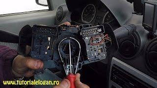Imobilizat ansamblu manete volan