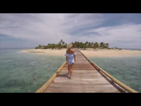 Malamala Beach Club Fiji Travel Video