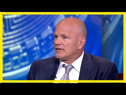 Billionaire Bitcoin Bull Novogratz to Launch Cryptocurrency Merchant Bank