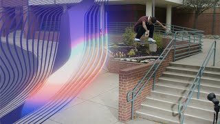 Primitive Skate | Color Waves