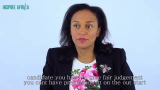 Isabel dos Santos interviewed by Inspire Afrika @ LSE 2017
