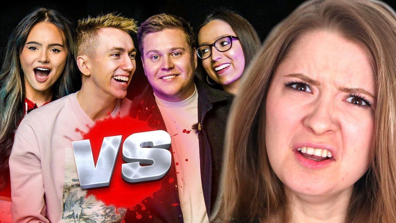 COUPLE REACTS To MINIMINTER's WHO IS THE BEST COUPLE ON YOUTUBE