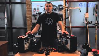 Видео обзор Cварочного инвертора Gerrard MMA-250 HOME LINE и Gerrard MMA-200 HOME LINE