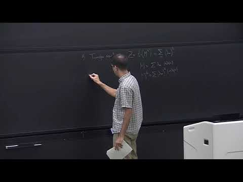 Explorations in Condensed Matter - Lecture 3