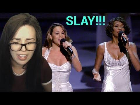 Girl Hits High Notes Like Mariah Carey and Whitney Houston