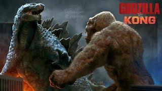 Godzilla Hinted As Winner? | Kong vs Godzilla 2020