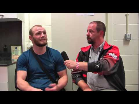 Post Fight Interview With Chris Fishgold After Cage Warriors 78