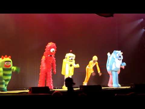 YO GABBA GABBA LIVE ! GET THE SILLIES OUT mp3