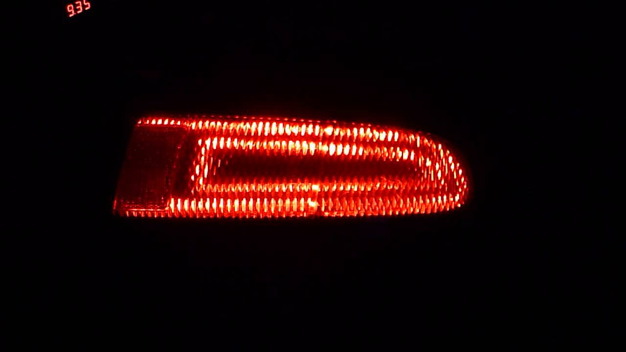 Nissan 200SX S14 LED Tail Lights  Custom Made  by BrightLightCustoms