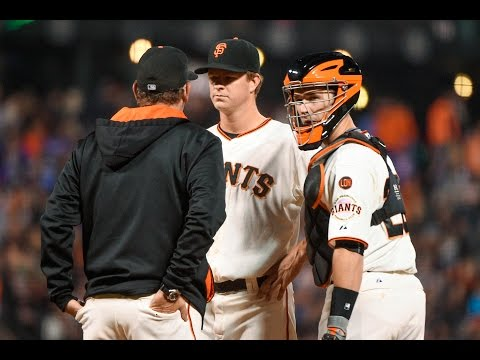 Matt Cain shares what he learned from 2015 struggles