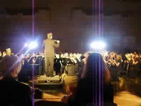 A Christmas Flourish (Cane Creek Middle School 8th Grade Honors Symphonic Band