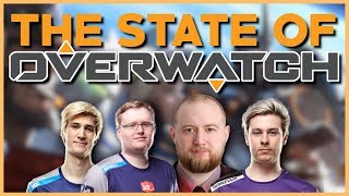 The State of Overwatch Reaction and Discussion (ft. Seagull, Surefour, xQc)