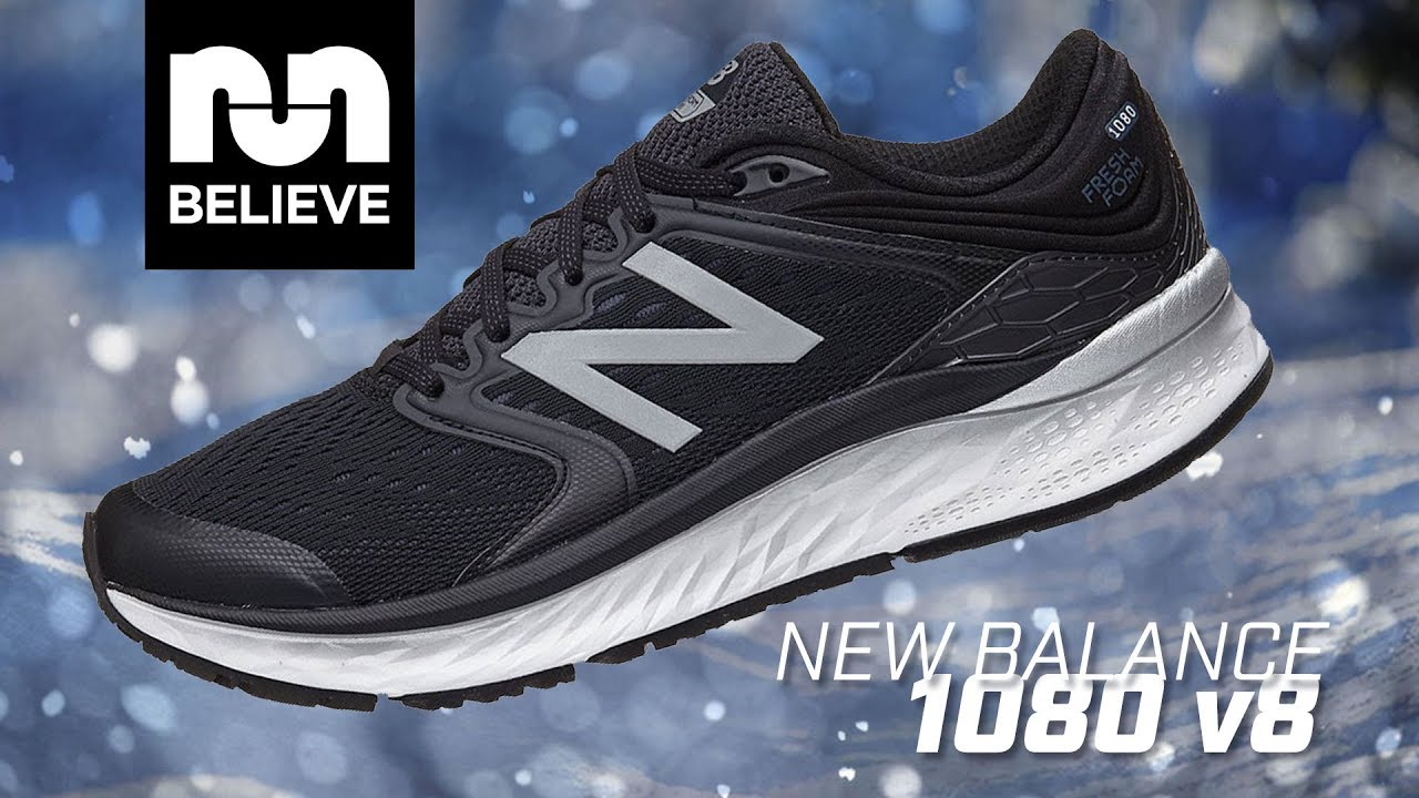 prosa Tahití su  New Balance 1080 v8 Video Performance Review - YouTube