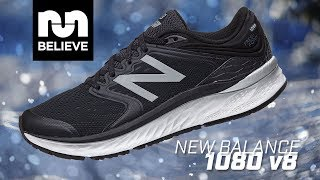 New Balance 1080 v8 Video Performance Review