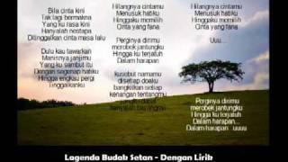 Gio - Bila Cinta | Lagenda Budak Setan OST Dengan Lirik | Versi Lelaki