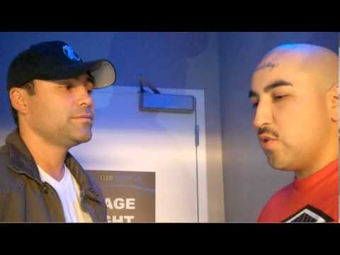 Oscar De la Hoya vs Tattoo: Fight Night Club