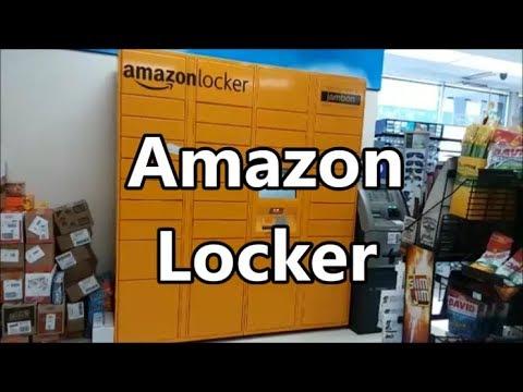 Amazon Locker 6.11.19 day 2176