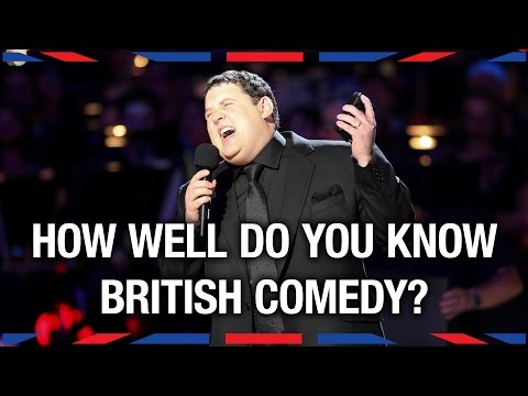 How Well Do You Know British Comedy? - Anglophenia Ep 24